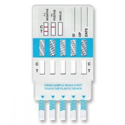 BIOPLUS Drug test 4 ναρκωτικών ουσιών στα ούρα